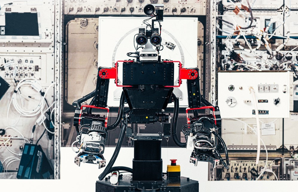 Robôs humanoides substituiriam astronautas humanos.