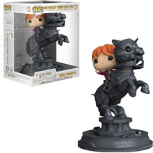 Picture: Funko Pop Ron Weasley at chess piece