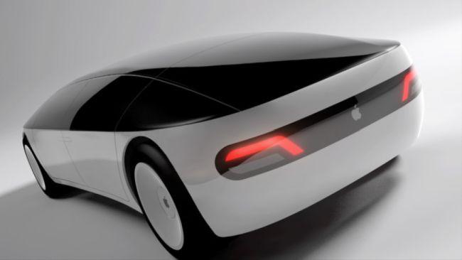 Diferentes versões do suposto Apple Car já apareceram na internet.