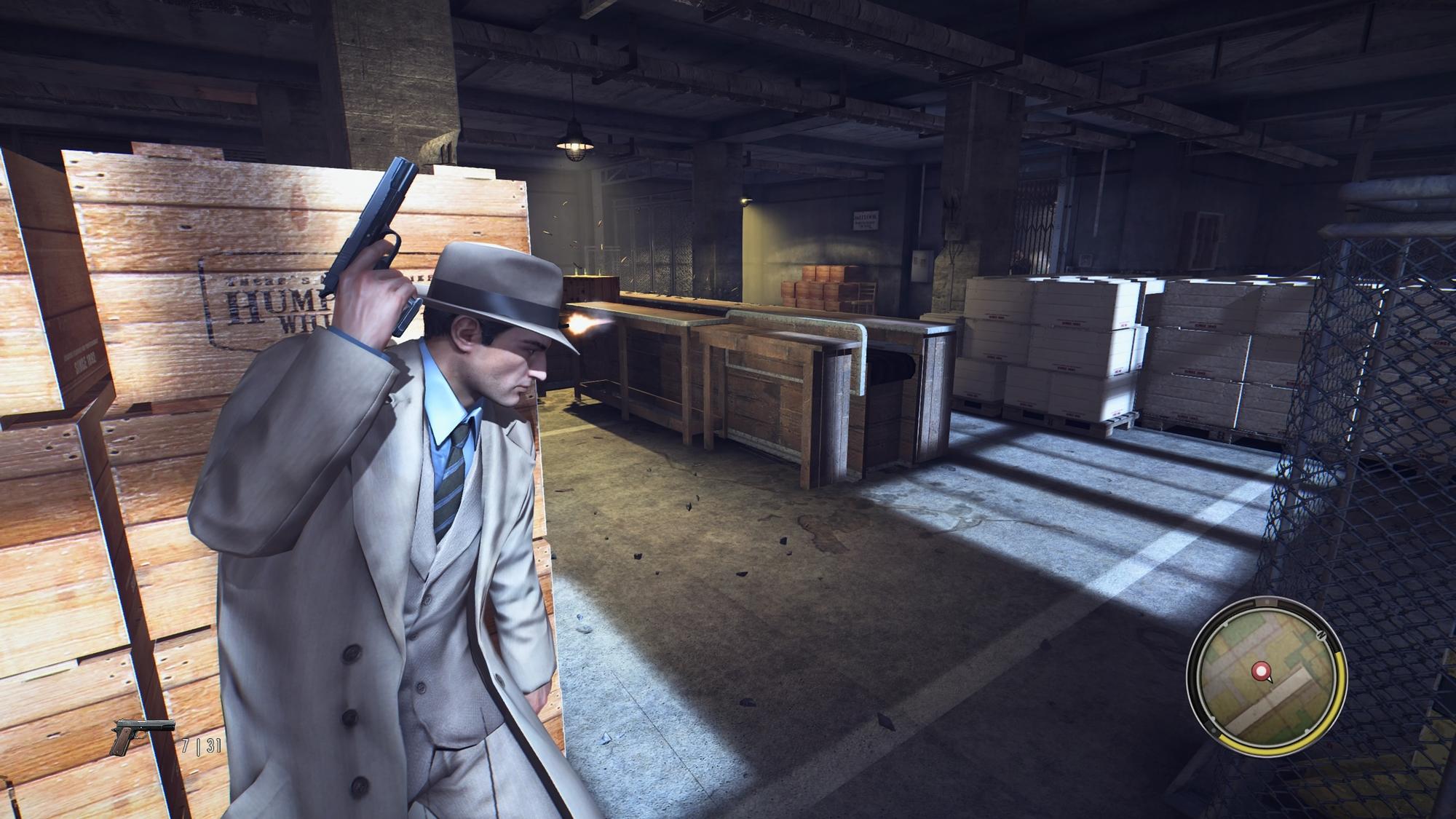 Mafia 2: Definitive Edition revive glamour da série em ritmo de banho-maria