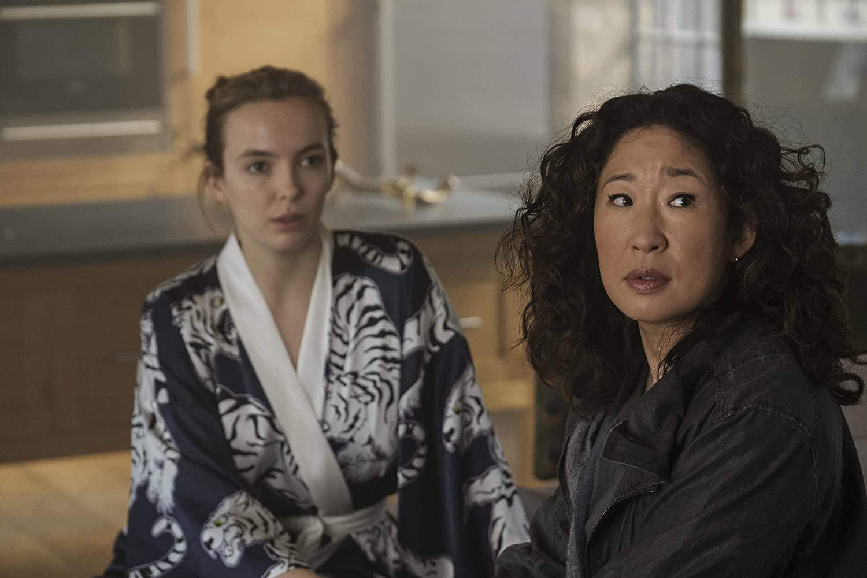 Chega ao fim a 3ª temporada de Killing Eve. (Fonte: AMC/Reprodução)
