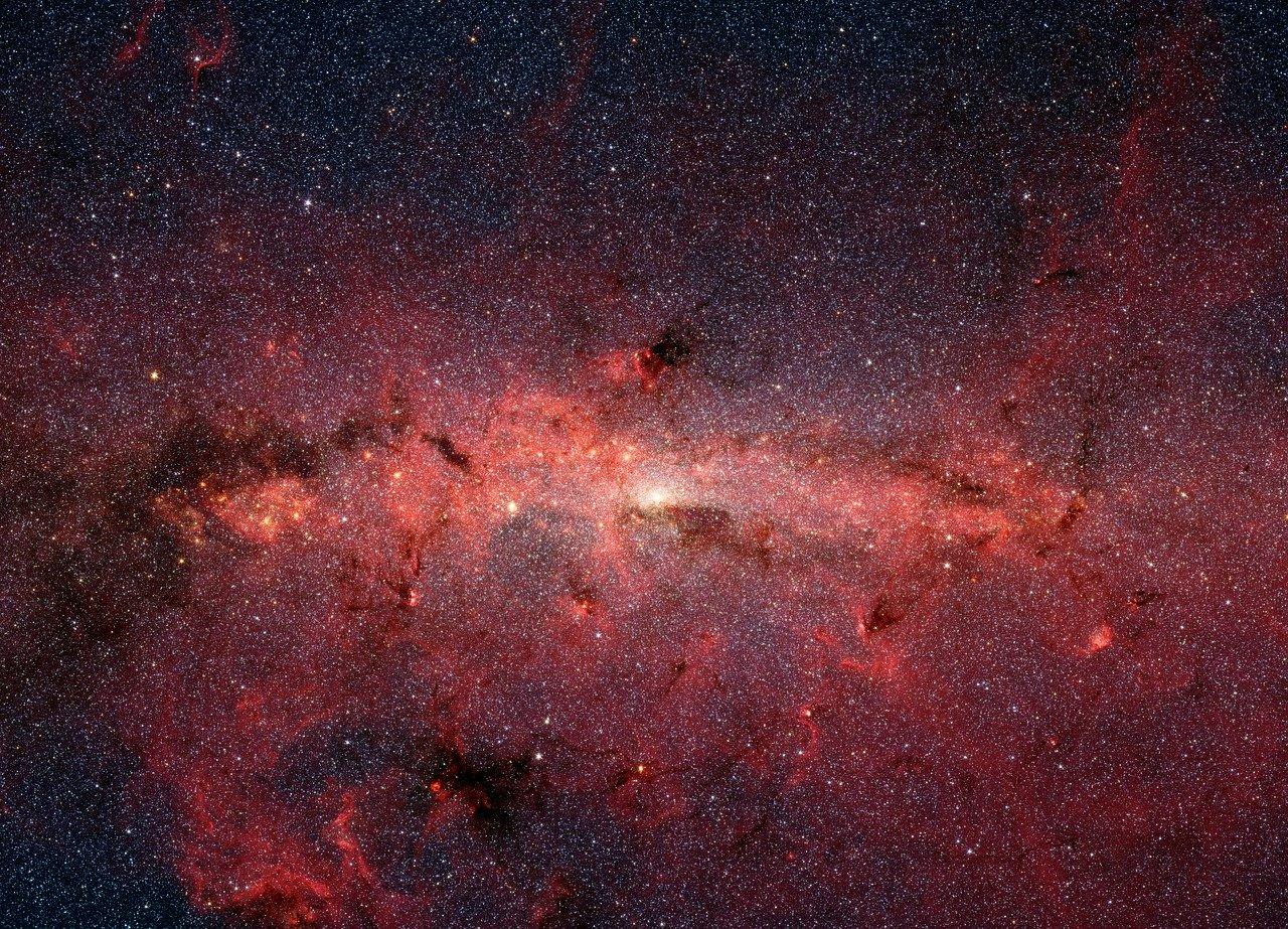 Pesquisadores buscam mais informações sobre o buraco negro presente na Via Láctea. Fonte: Pixabay / Divulgação