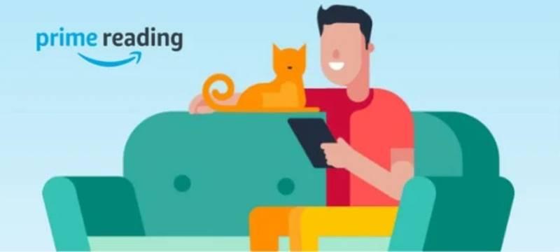 O Prime Reading dá acesso a centenas de livros online