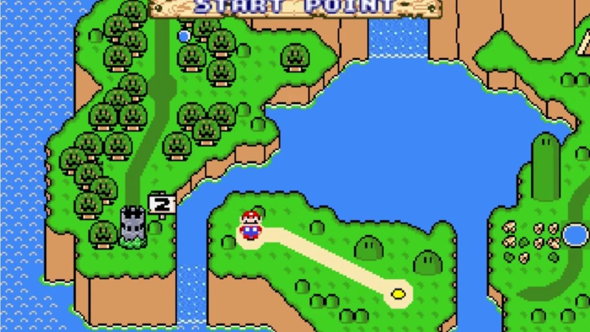 Super Mario é um dos jogos disponíveis no Click Jogos
