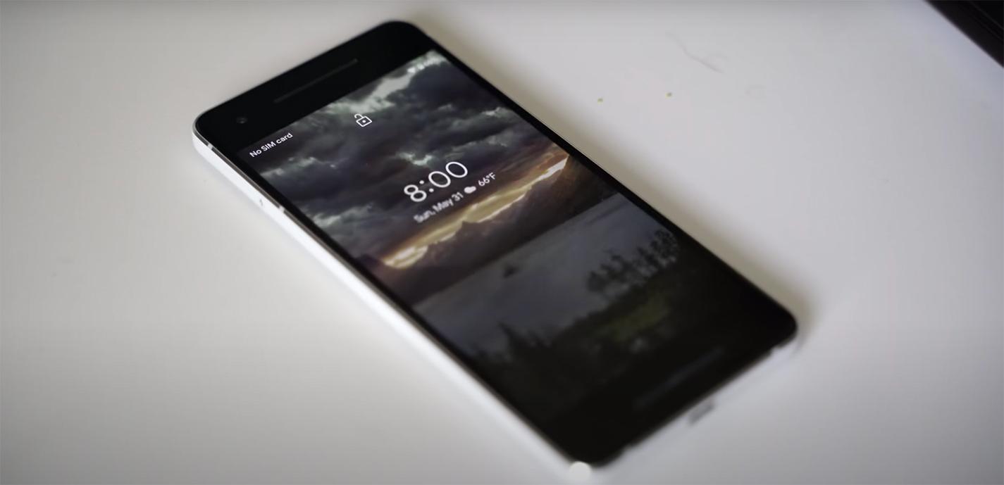 Um simples papel de parede pode travar seu Android