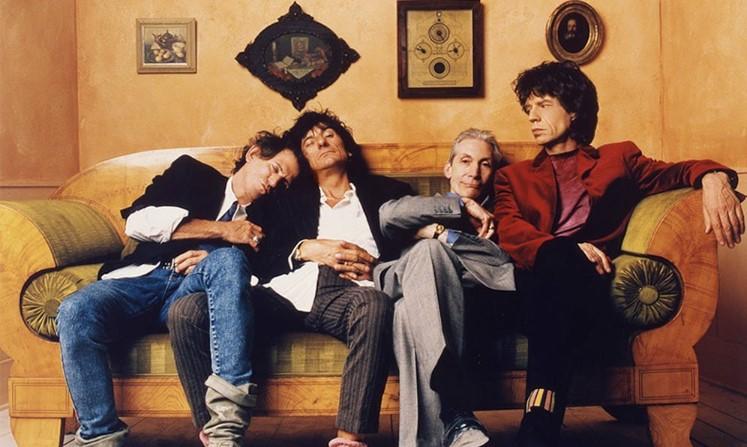 Os veteranos dos Rolling Stones são destaque na Garagem Rock.