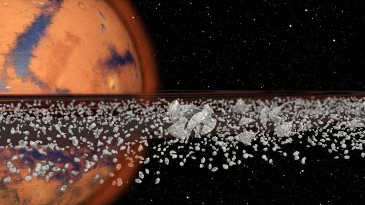 Adereços marcianos