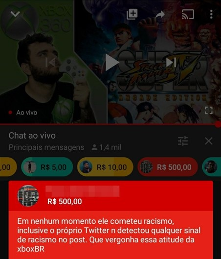 Canal Xbox Mil Grau tem contas do YouTube e Twitch suspensas por racismo