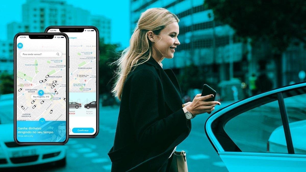 Sity possui versões para Android e iOS