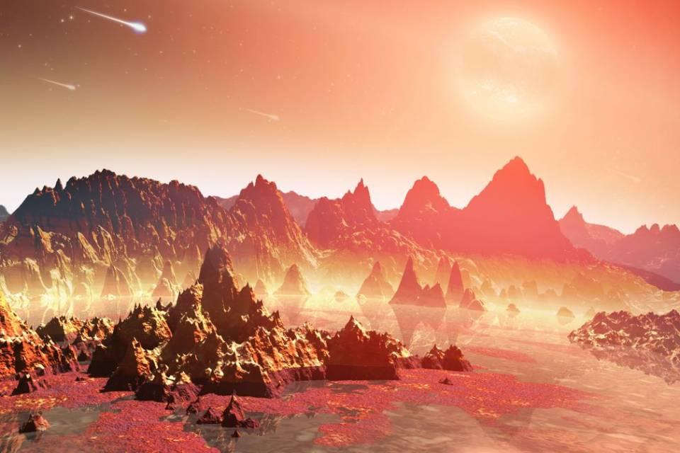 Cientistas ?recriam? primeiras formas de vida terrestres