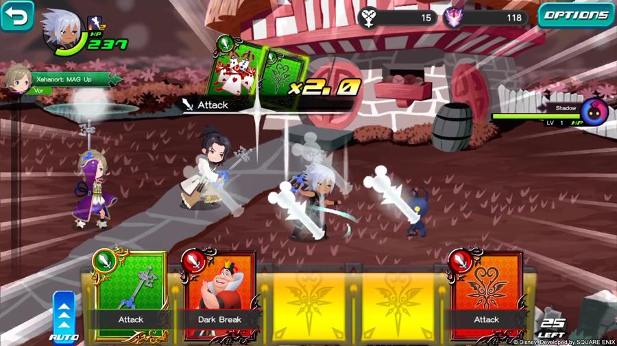 Kingdom Hearts: Dark Road ganha imagens mostrando batalhas