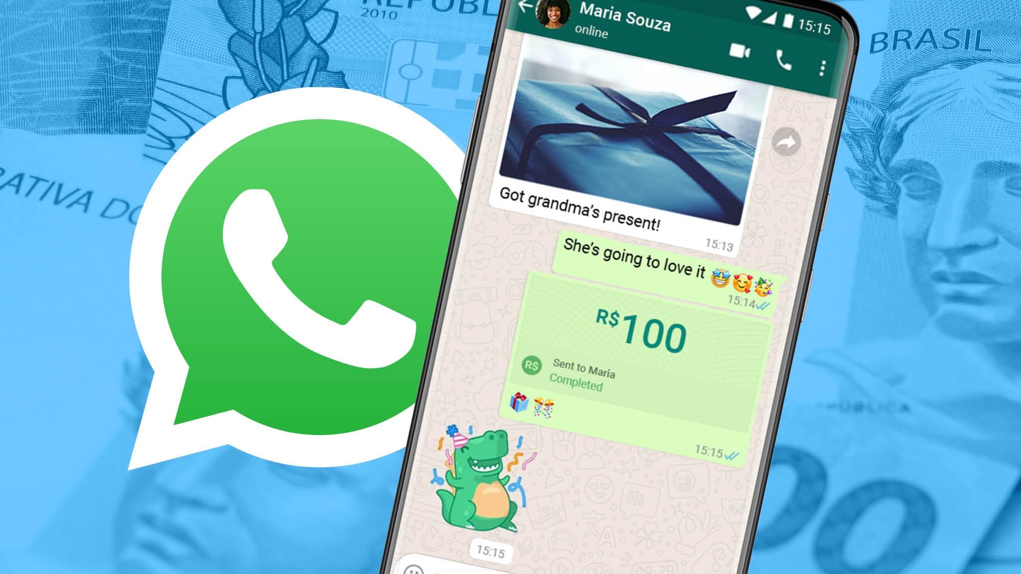 O WhatsApp Pay é uma ameaça para o PIX do Banco Central? - TecMundo