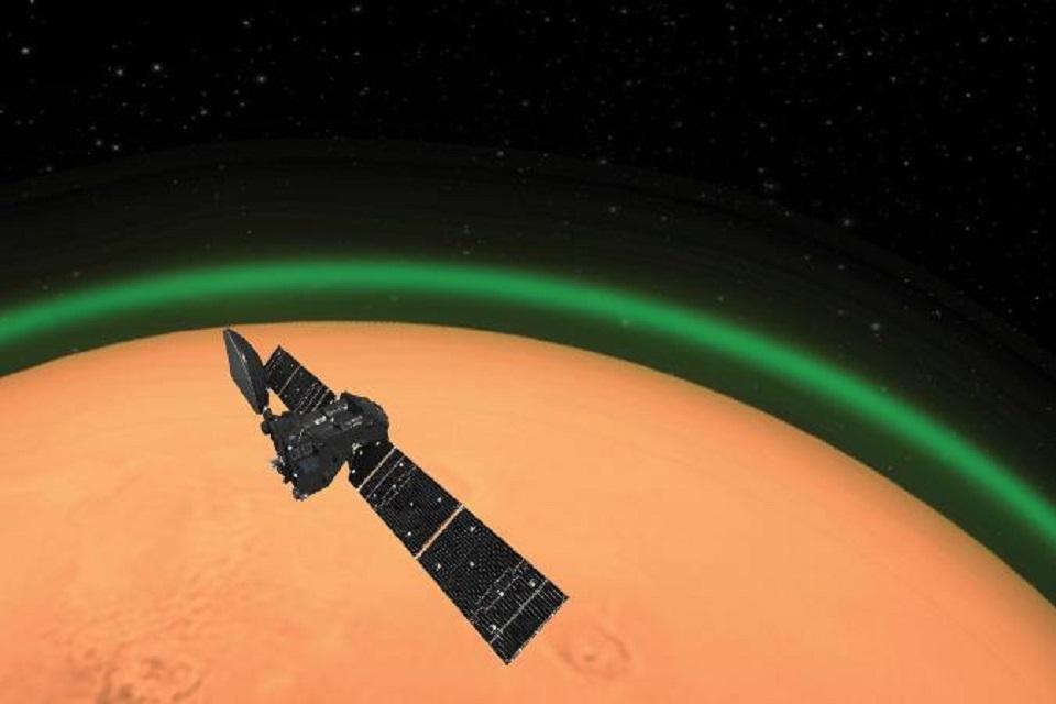 (Fonte: ExoMars Trace Gas Orbiter/Reprodução)