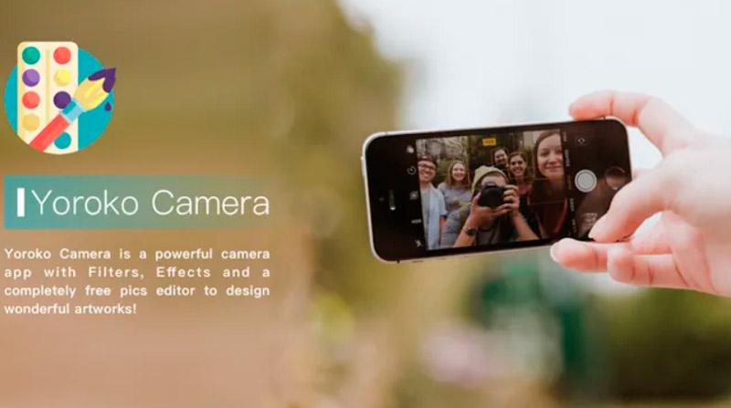 Yoroko Camera é um dos apps que foi removido