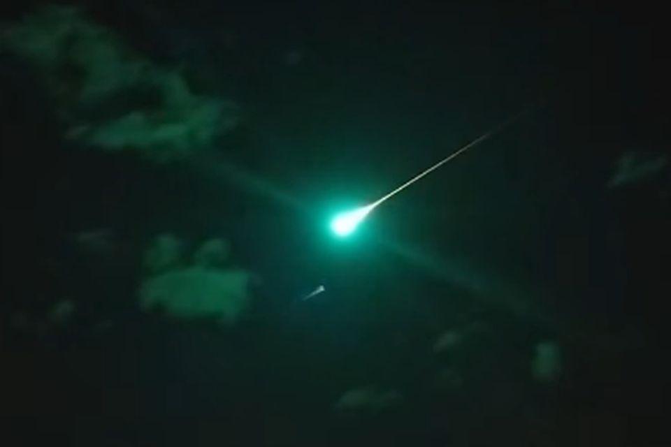 Misteriosa bola de fogo cruza o céu da Austrália; veja o vídeo