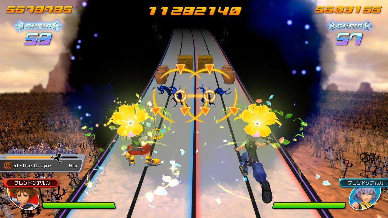 Kingdom Hearts: Melody of Memory ganha novos screenshots