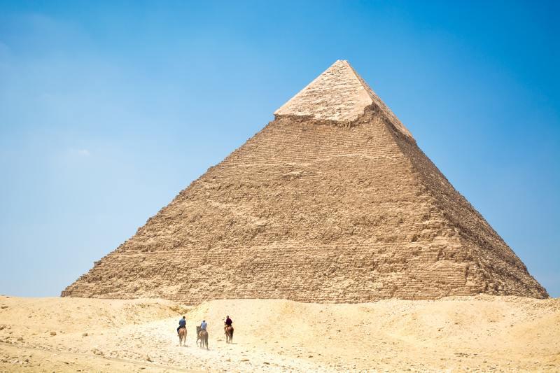 A erupção do vulcão se deu na época do Reino Ptolomaico do Egito. (Fonte: Pexels)