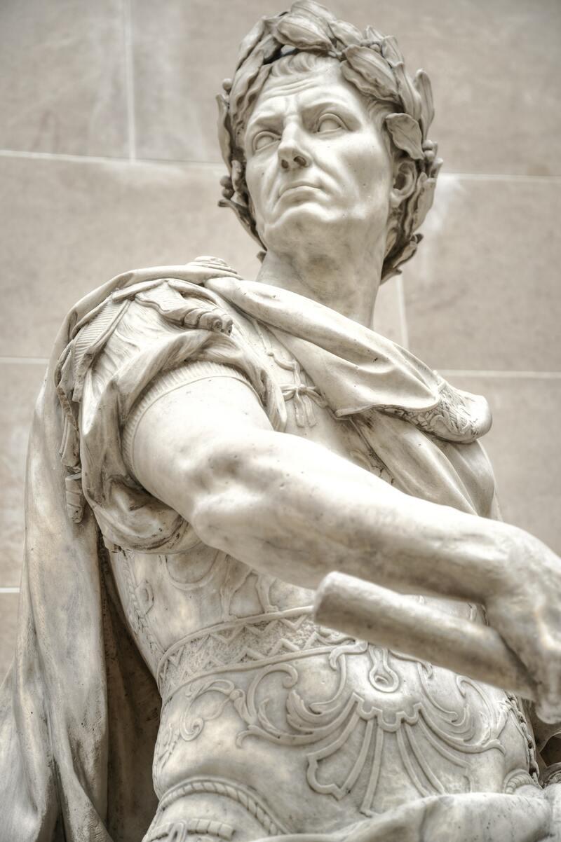 O ano do assassinato de Júlio César foi marcado por mudanças climáticas. (Fonte: Pexels)