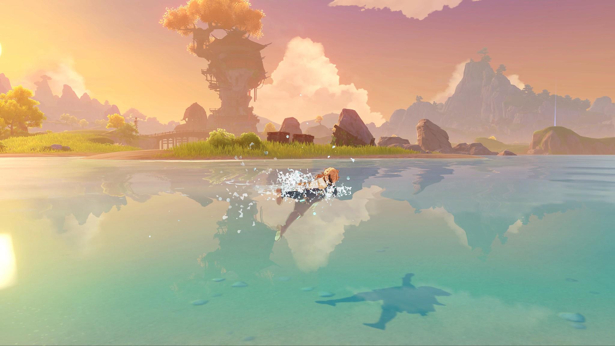 Genshin Impact, RPG inspirado em Zelda, terá beta fechado no PS4 em julho