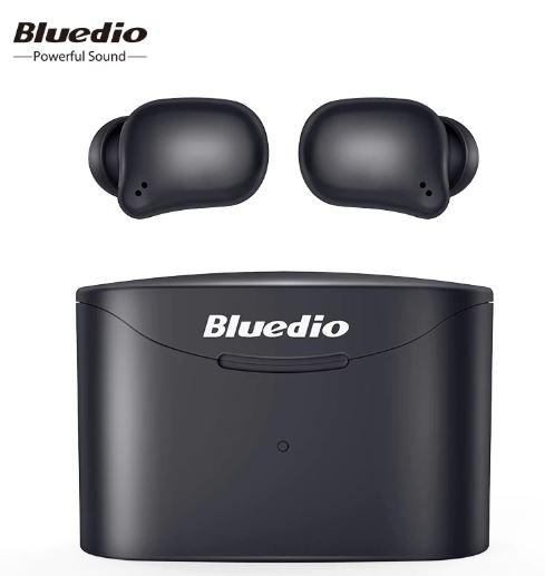 Imagem: Fone de ouvido Bluetooth Bluedio T-Elf 2
