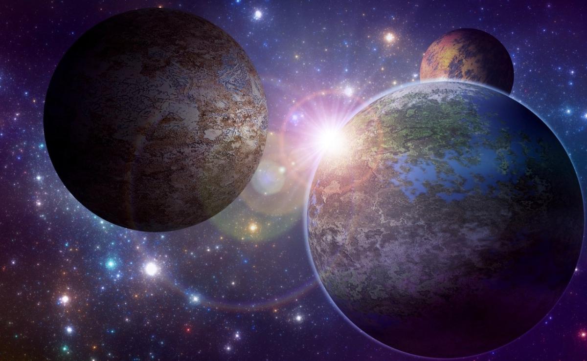 Será que somos apenas nós no Universo?