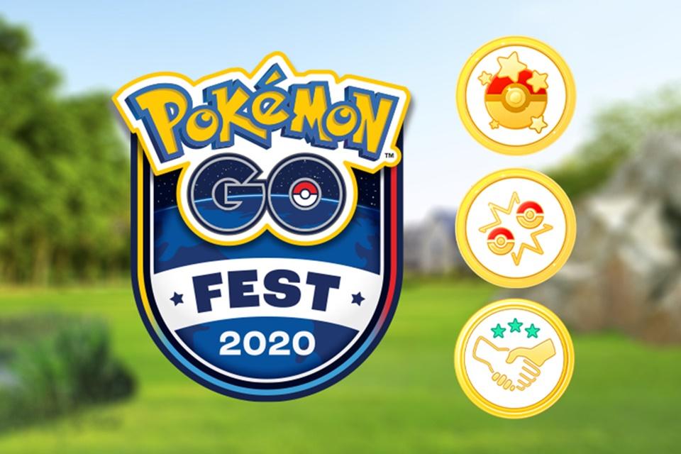 Pokémon GO terá evento de aniversário com novas criaturas
