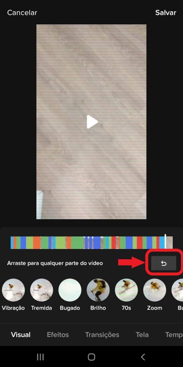 Andreza Almeida/ Reprodução
