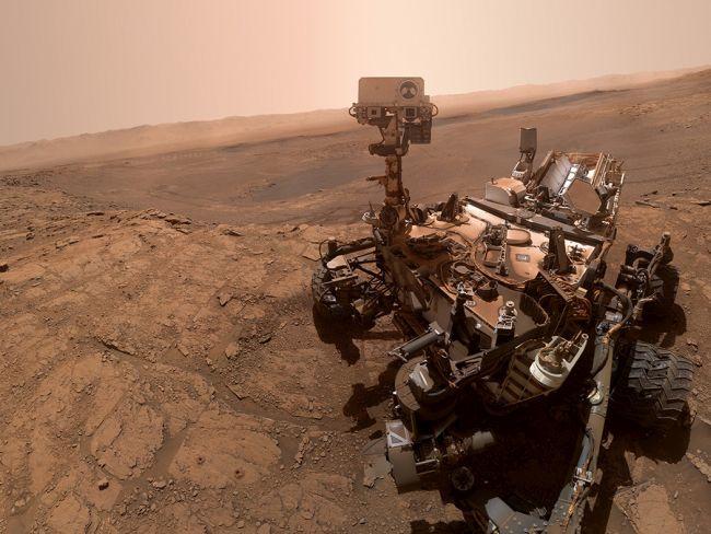 Os próximos robôs em Marte poderão decidir quais dados enviar para a Terra.