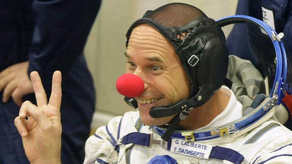 Guy Laliberté, cofundador do Cirque du Soleil.