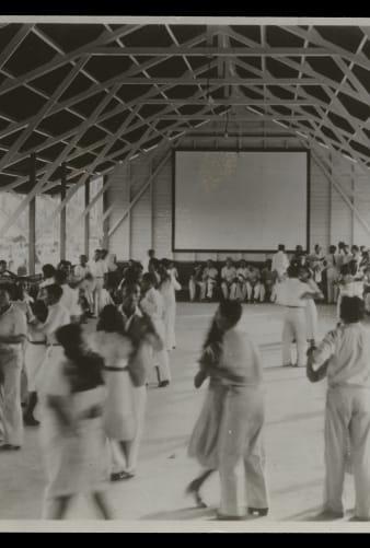O salão de dança da cidade (Fonte: TheHenryFord.com/Reprodução)