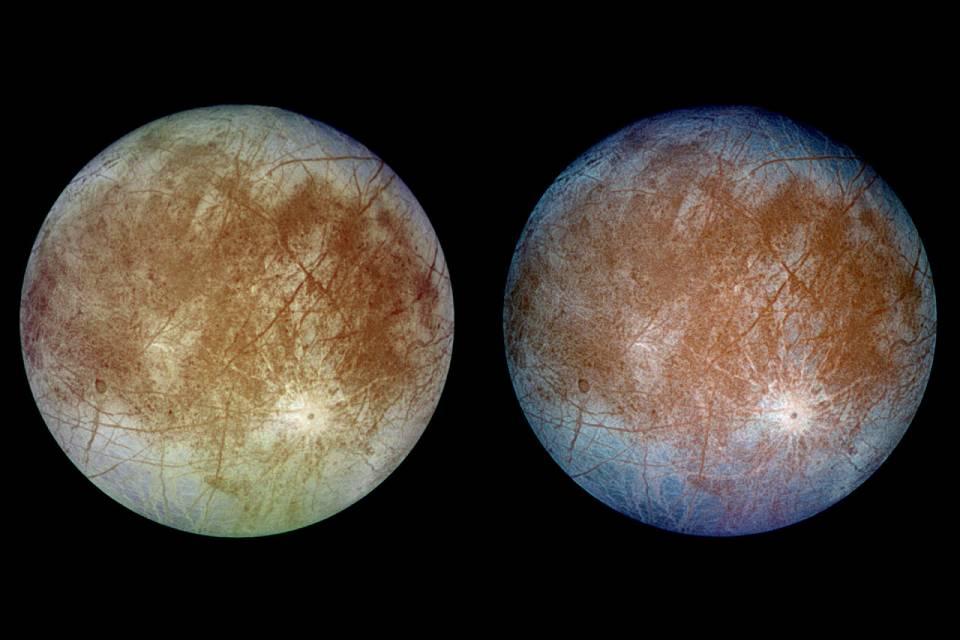 Europa, lua de Júpiter, pode abrigar vida extraterrestre