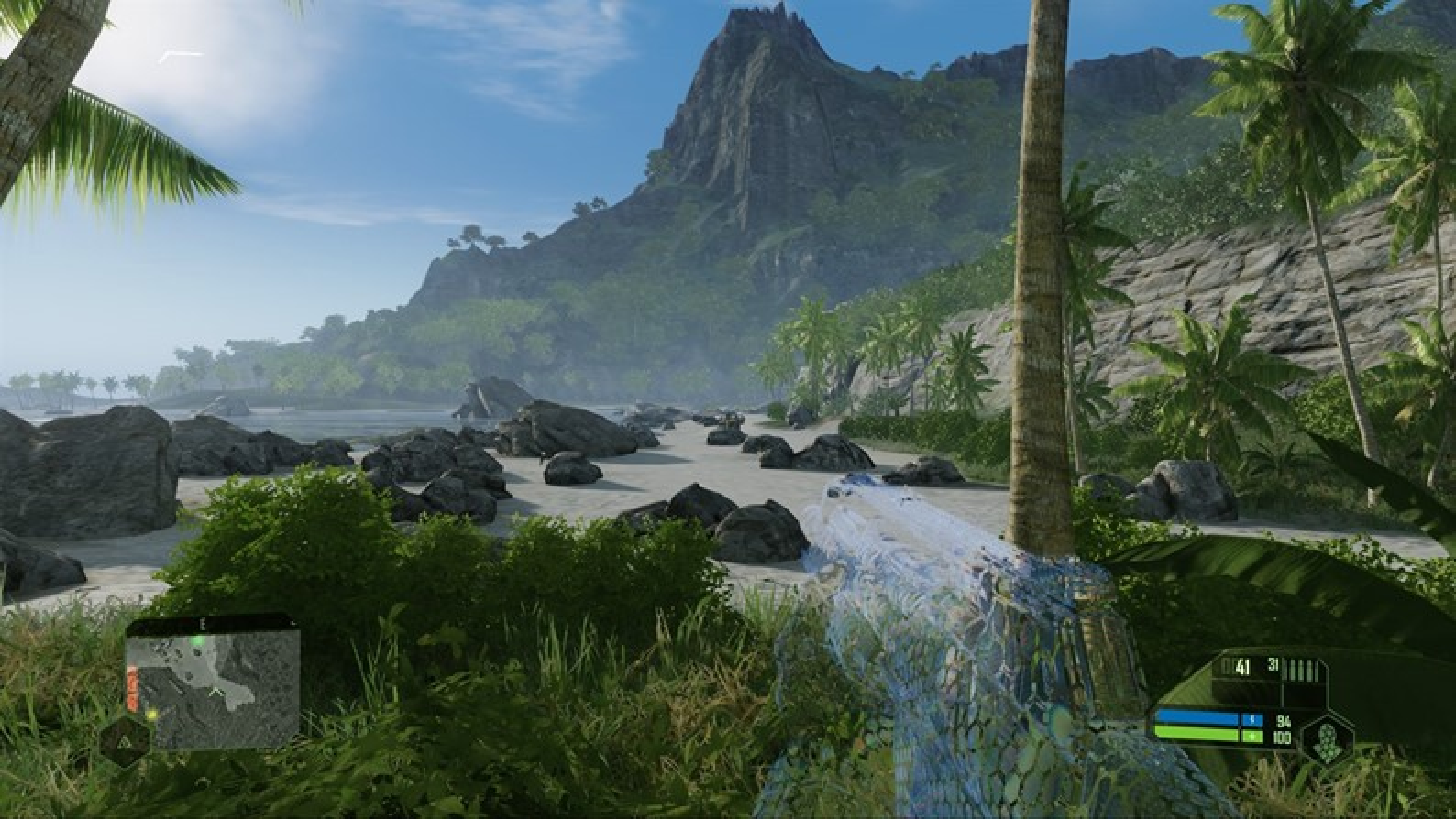Crysis Remastered tem trailer, imagens e data vazados na Microsoft Store