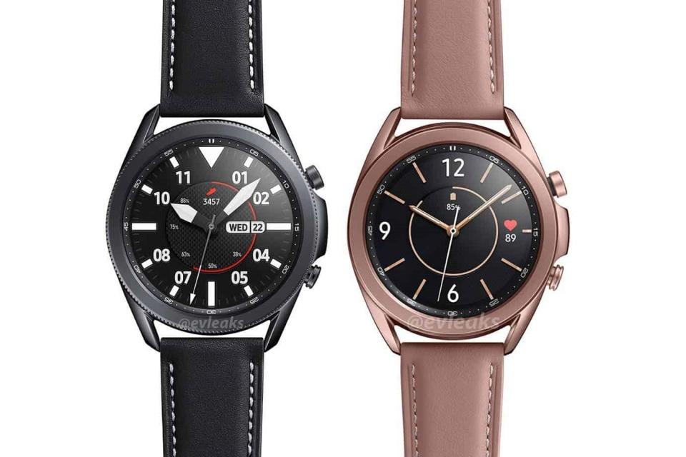 Galaxy Watch 3 pode ser anunciado no dia 22 de julho