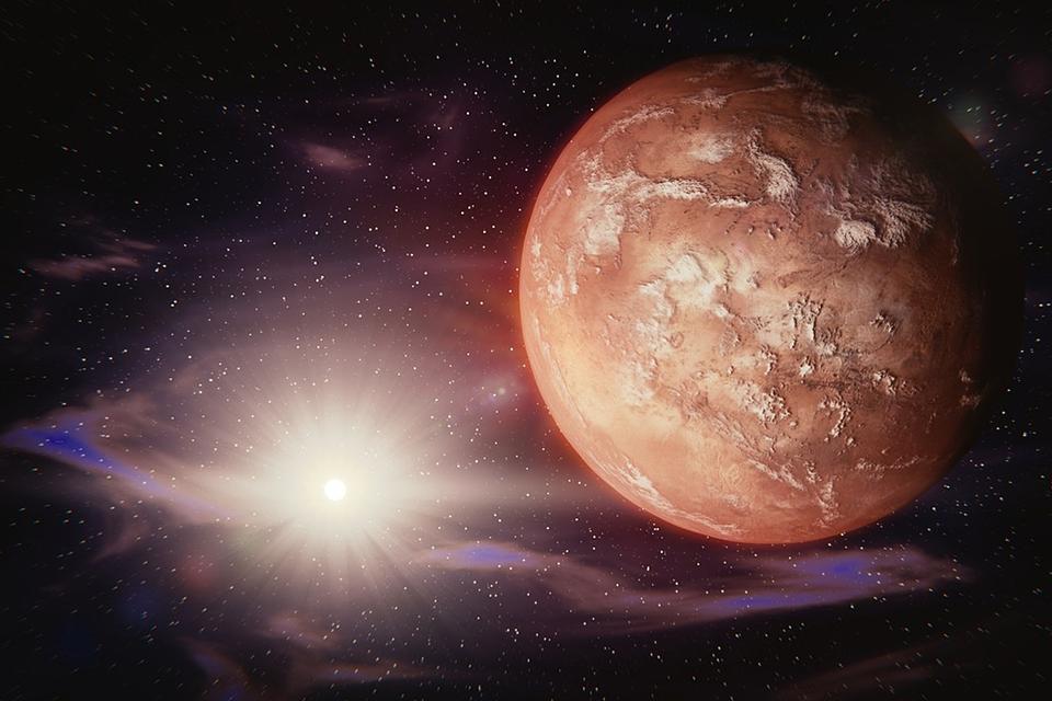 Marte é destaque entre principais eventos astronômicos de julho