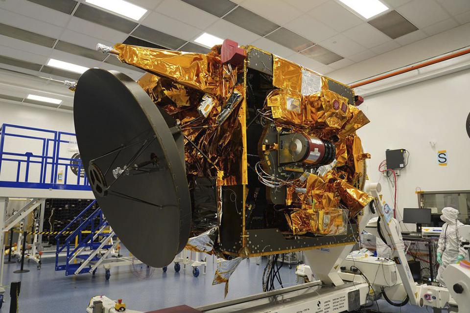 Lançamento do satélite Hope Mars, previsto para 14 de julho