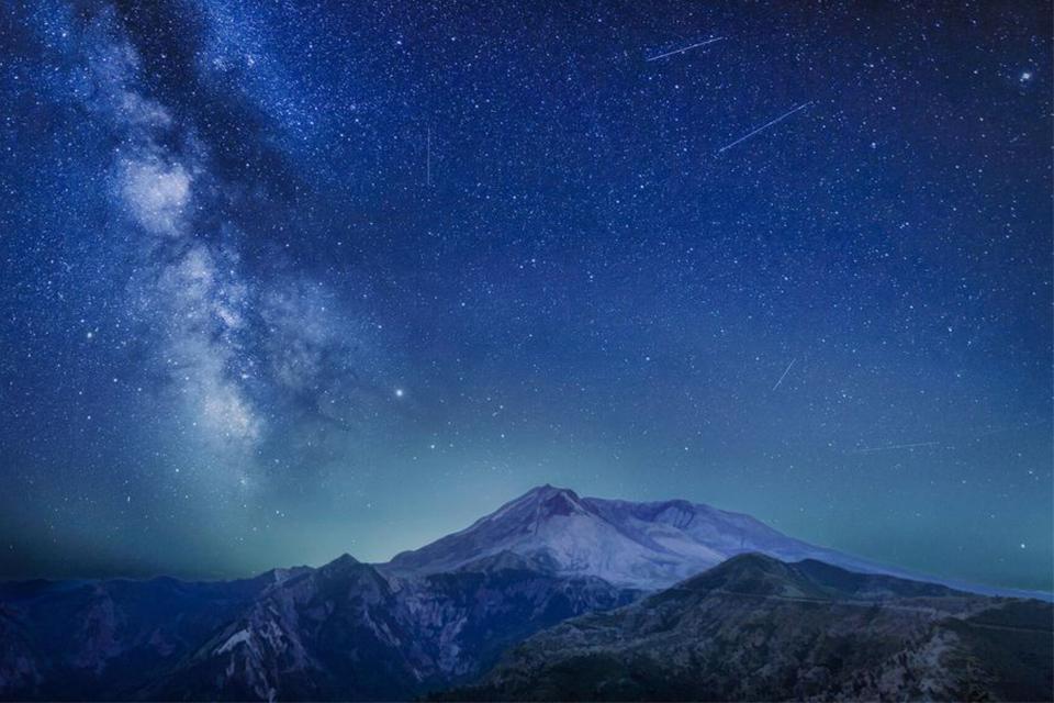 Chuva de meteoros Delta Aquáridas