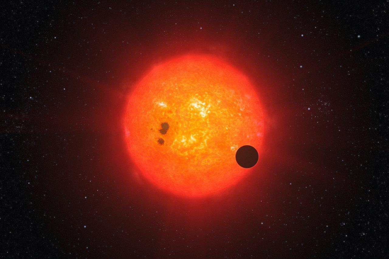 TOI-849b não possui gases em sua composição, o que sugere que seja um núcleo planetário.