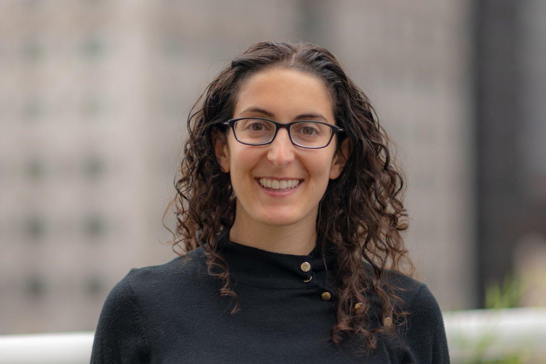 Francesca DeMeo, asteroid hunter at MIT.
