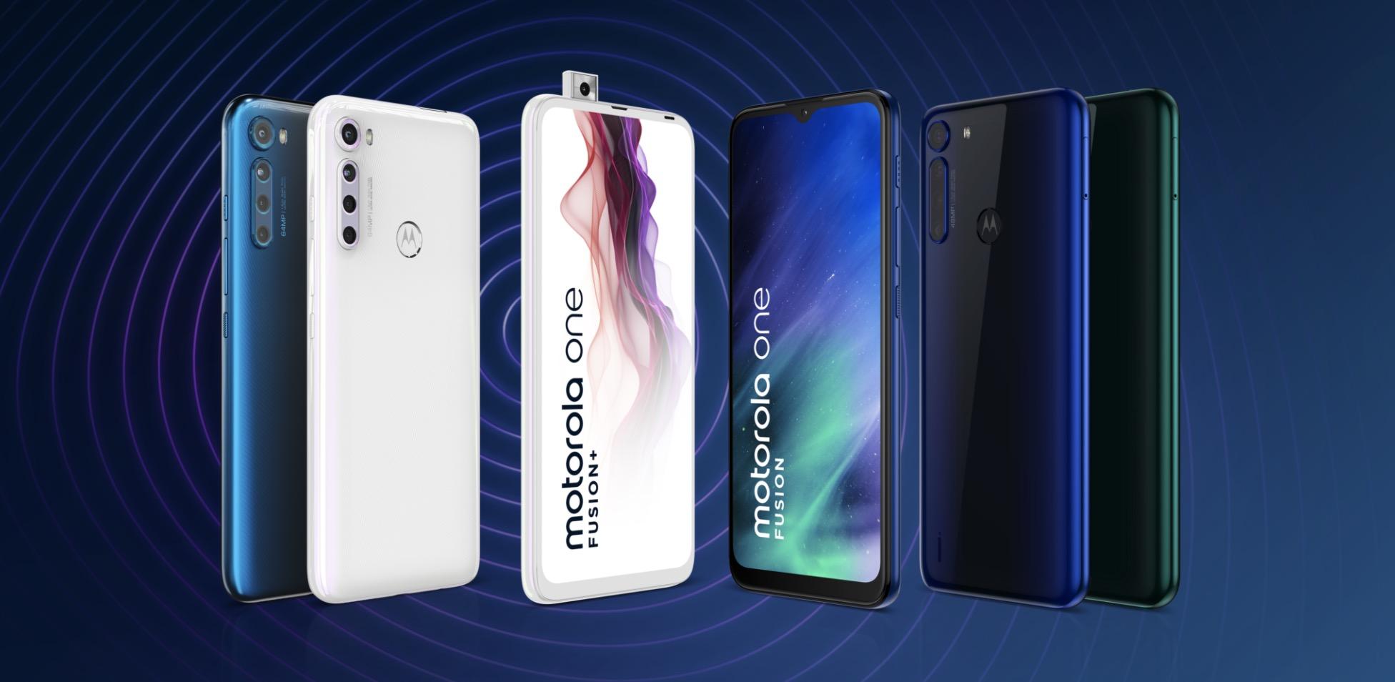 Motorola One Fusion: novo celular traz quatro câmeras e 5.000 mAh