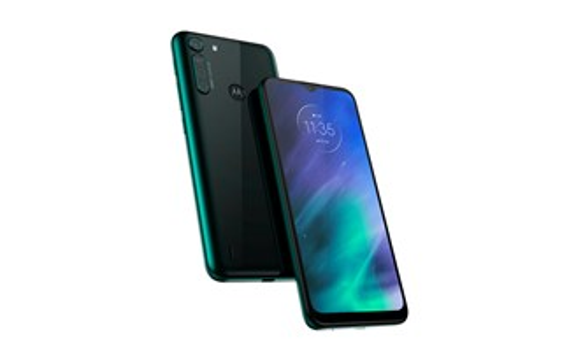 Novo smartphone intermediário Motorola One Fusion.