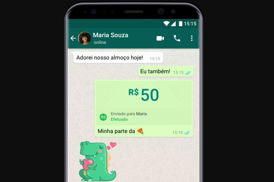 WhatsApp Pagamentos será liberado após regulação do Banco Central