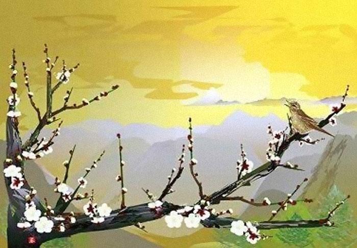 As pinturas impressionantes que ele faz (Tatsuo Horiuchi/Reprodução)