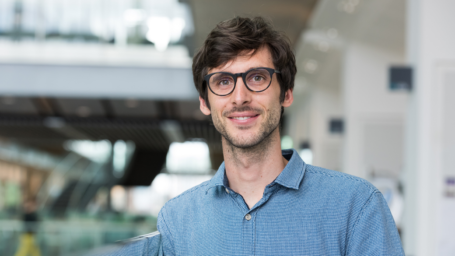 Christoph Messner, um dos principais autores do estudo.