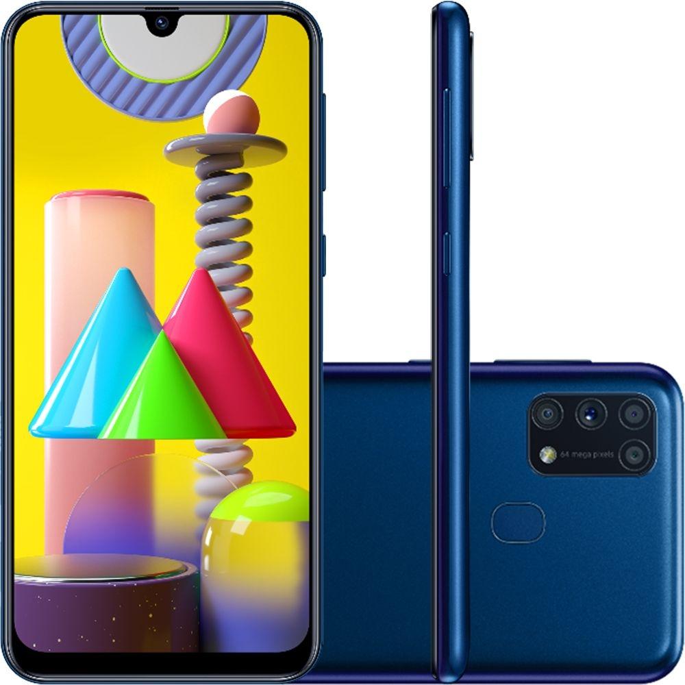 Imagem: Samsung Galaxy M31