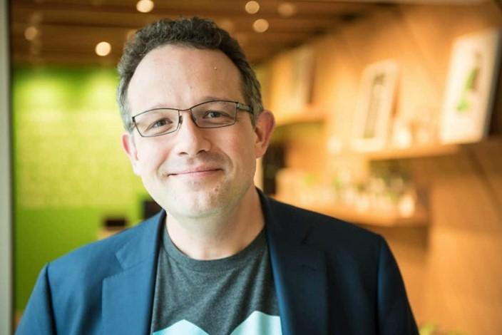 Phil Libin, ex-CEO da Evernote e atual responsável pelo mmhmm