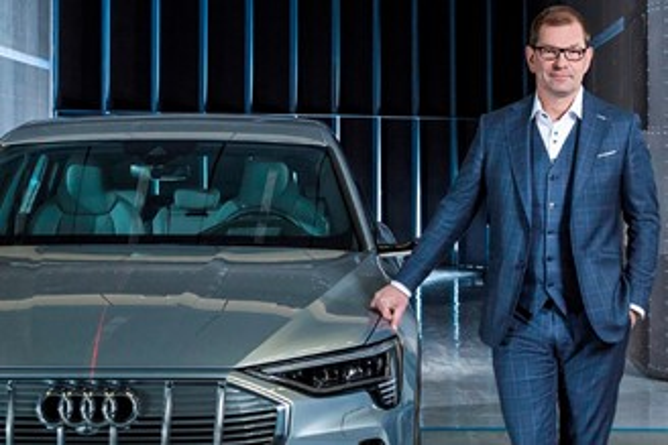 Markus Duesmann, CEO da Audi