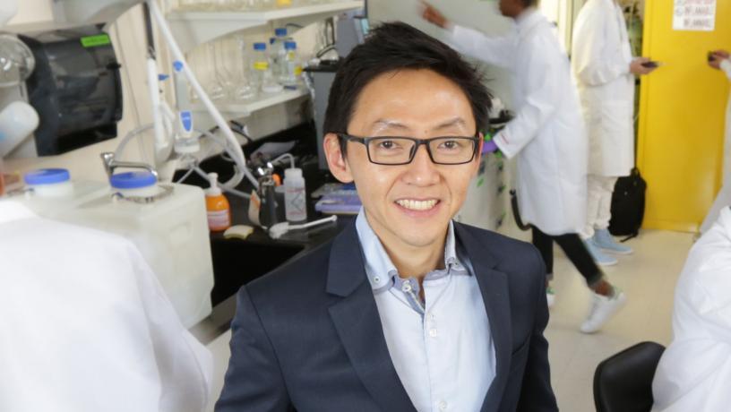 Ngai Yip, professor da Universidade de Colúmbia, nos Estados Unidos.