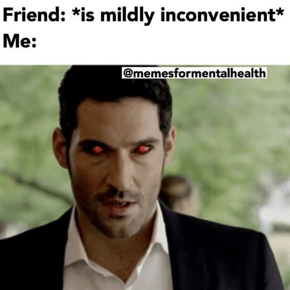 (Fonte: Memesformentalhealth/Twitter/Reprodução)