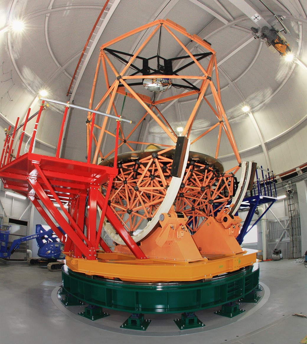 Telescópio Seimei (Fonte: Kyoto University/Reprodução)