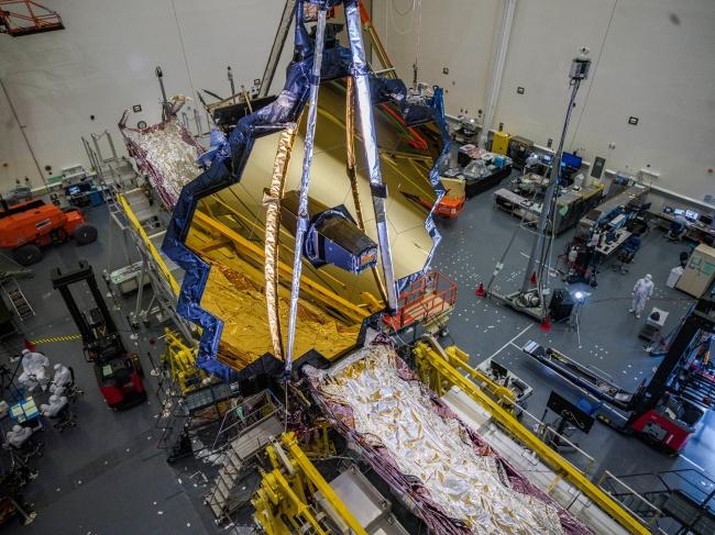 O telescópio segue em testes na Califórnia.